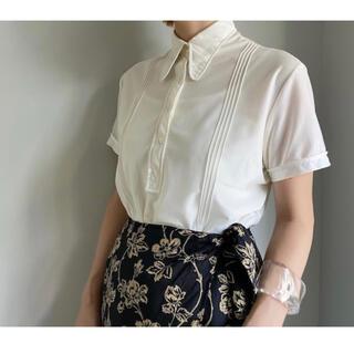 ロキエ(Lochie)のBoudoir vintage 60's ブラウス(シャツ/ブラウス(半袖/袖なし))
