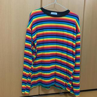 ウィゴー(WEGO)のロンT(Tシャツ(長袖/七分))