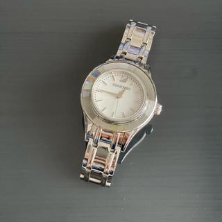 スワロフスキー(SWAROVSKI)の最終お値下げです😊 スワロフスキー アレグリア シルバー 時計 (腕時計)