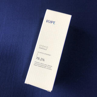 アイオペ(IOPE)の新品未使用 IOPE アイオペ STEM III アンプル 30ml(美容液)
