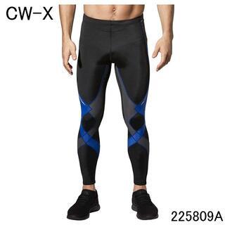 CW-X - 新品L CW-X シーダブリュー メンズ インナー ブラック/グレー/ブルー