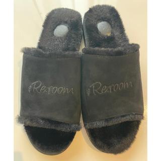 ロンハーマン(Ron Herman)の# Re room サンダル 未使用(サンダル)