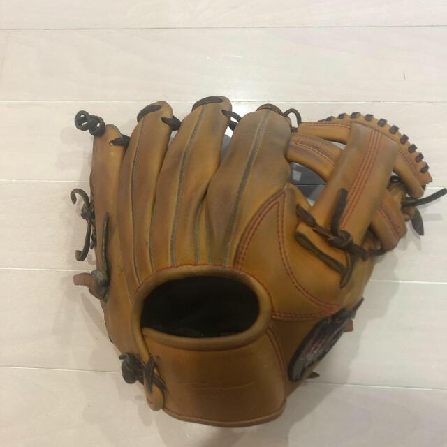ONYONE(オンヨネ)のアイピーセレクト ip-002k スポーツ/アウトドアの野球(グローブ)の商品写真