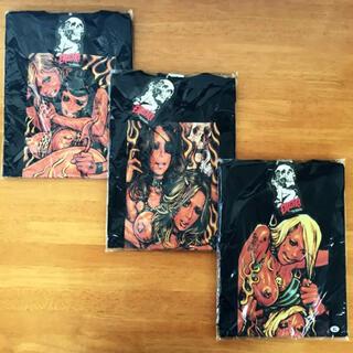 ルードギャラリー(RUDE GALLERY)のエロスティカ Devil's Cat Fight Tシャツ コンプリートセット(Tシャツ/カットソー(半袖/袖なし))