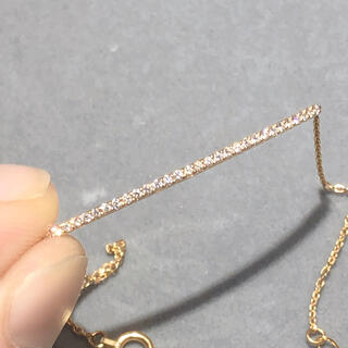 スタージュエリー(STAR JEWELRY)の☆ starjewelry ダイヤモンドブレスレット ☆ スタージュエリー  (ブレスレット/バングル)