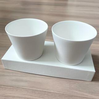 ルクルーゼ(LE CREUSET)の新品未使用 マルチカップ ボウル ボウルカップ セキスイハイムインテリア(食器)