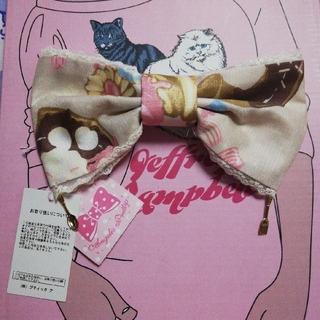 アンジェリックプリティー(Angelic Pretty)のbacked  sweets  parade  バレッタ アイボリー(バレッタ/ヘアクリップ)