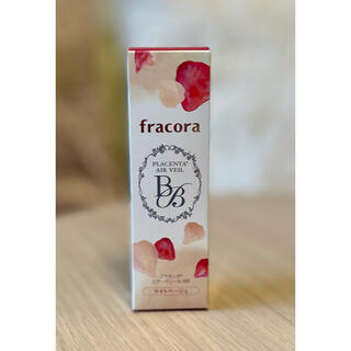 フラコラ(フラコラ)のfracora フラコラ プラセンタエアヴェールBBクリームファンデーションUV(BBクリーム)