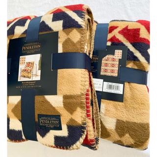 ペンドルトン(PENDLETON)のPENDLETON ペンドルトン リバーシブルブランケット 2枚(寝袋/寝具)