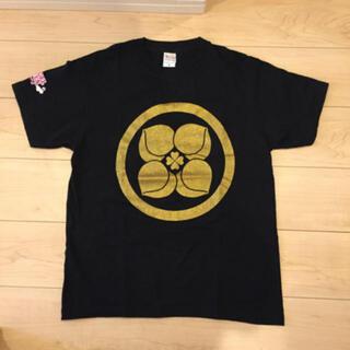モモイロクローバーゼット(ももいろクローバーZ)のももクロ☆天下を取るためのTシャツ☆M(アイドルグッズ)
