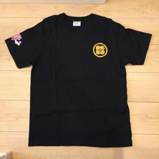 モモイロクローバーゼット(ももいろクローバーZ)のももクロ☆極楽門Tシャツ☆M(アイドルグッズ)