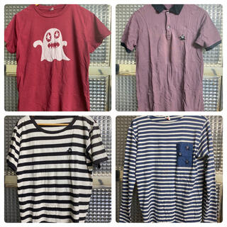 ボヘミアンズ(Bohemians)のボヘミアンズ bohemians    オバケ  tシャツ セット(Tシャツ/カットソー(半袖/袖なし))