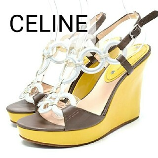 セリーヌ(celine)のセリーヌ靴ディオールJIMMY CHOOドルガバルブタンCHANELサンローラン(サンダル)