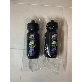 NIKE - 【完売品】NIKE ボトル 水筒 650ml スウッシュ 二本セット