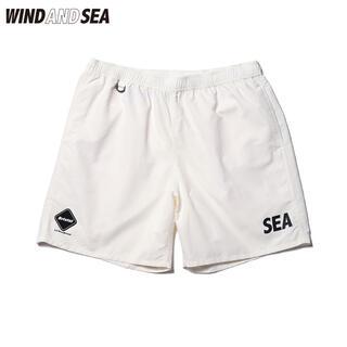 F.C.R.B. - FCRB wind and sea short pants L ウィンダンシー