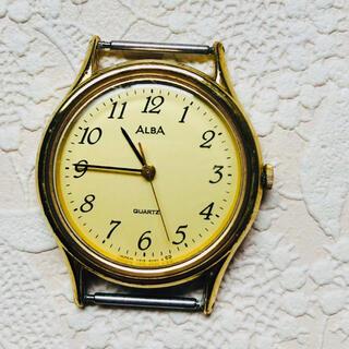 ALBA - セイコーALBAアルバクォーツ腕時計本体のみ