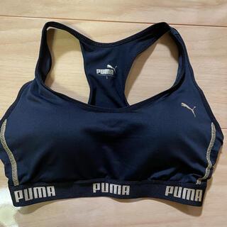 プーマ(PUMA)のプーマ スポーツブラ 未使用(ブラ)