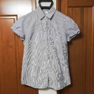 スーツカンパニー(THE SUIT COMPANY)のザスーツカンパニー 半袖ブラウス(シャツ/ブラウス(半袖/袖なし))