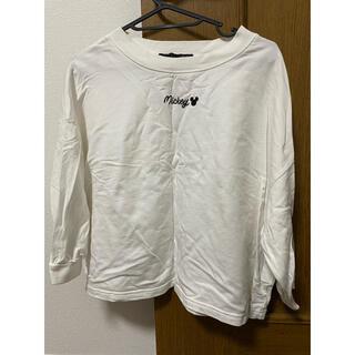 ヘザー(heather)のヘザー ミッキー トップス(Tシャツ(半袖/袖なし))