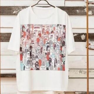 米津玄師 ひとびとTシャツ Tシャツ グッズ  (ミュージシャン)
