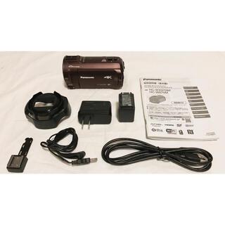 Panasonic - Panasonic 4K ビデオカメラ  HC-WX970M