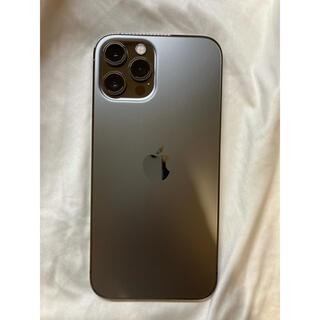 アップル(Apple)の極美品 iPhone 12 pro max 128GB 本体 SIMフリー(スマートフォン本体)