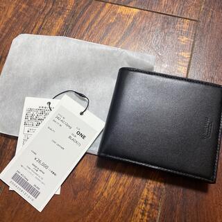 エヌハリウッド(N.HOOLYWOOD)の新品 N.HOOLYWOOD     nハリ PORTER(折り財布)