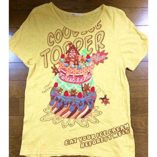 ラフ(rough)のrough🌟ケーキ🎂のTシャツ(Tシャツ(半袖/袖なし))