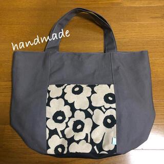 マリメッコ(marimekko)のマリメッコ ハンドメイド トートバッグ(バッグ)