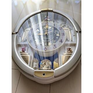 SEIKO - セイコー 掛け時計 電波時計 からくり時計