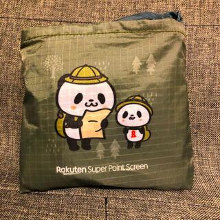 ラクテン(Rakuten)のお買い物パンダ 楽天パンダ エコバッグ(エコバッグ)
