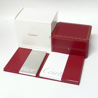 Cartier - 【カルティエ/CARTIER】時計用ケース・箱 取説・保証書
