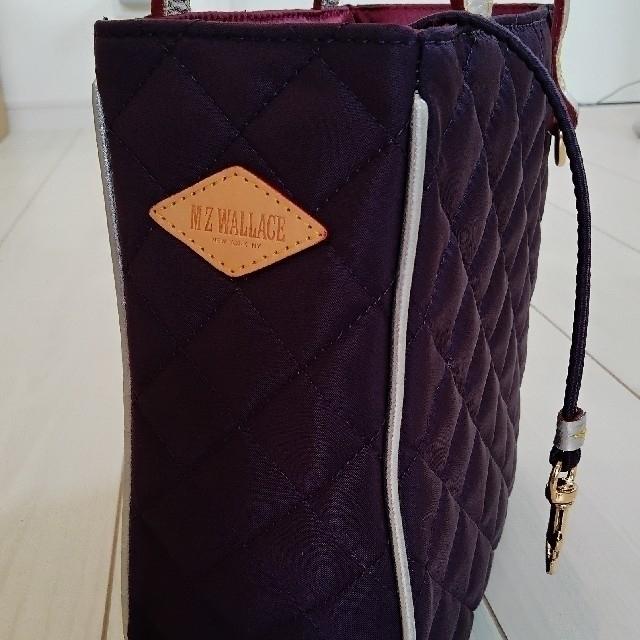 MZ WALLACE(エムジーウォレス)のMZ WALLACE トートバッグ(ポーチ・専用袋付き) レディースのバッグ(トートバッグ)の商品写真