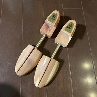 オールデン(Alden)の専用 Alden シューキーパー  木製(その他)