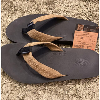 THE NORTH FACE - THE NORTH FACE FLUFFY FLIP-FLOP 2