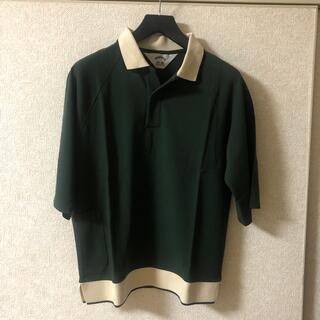 サンシー(SUNSEA)のサンシー ポロシャツ 2サイズ (ポロシャツ)