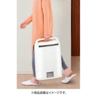 Panasonic - パナソニック 衣類乾燥除湿機 ナノイー搭載 デシカント方式 ~14畳 ゴールド