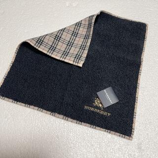 バーバリー(BURBERRY)の⭐️新品⭐️バーバリー タオルハンカチ(ハンカチ/ポケットチーフ)