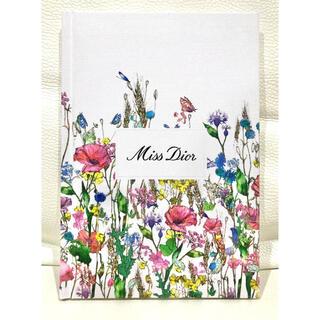 ディオール(Dior)のDior ディオール 伊勢丹 イベント 限定 ノベルティ ノート(ノート/メモ帳/ふせん)