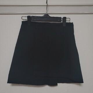韓国 黒 タイトスカート(ミニスカート)