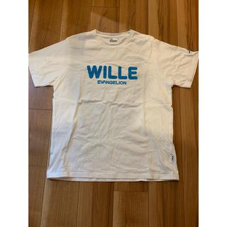 フィラ(FILA)のフィラ FILA エヴァンゲリオン コラボ Tシャツ WILLE(Tシャツ/カットソー(半袖/袖なし))