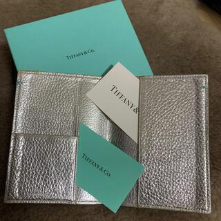 Tiffany & Co. - ティファニー 難有 パスポートケース Tiffany & co