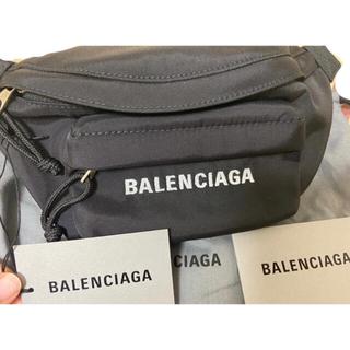 Balenciaga - 【新品】【最終値下げ】BALENCIAGA ウエストバッグ