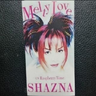 【送料無料】8cm CD ♪ SHAZNA ♪Melty Love♪(ポップス/ロック(邦楽))