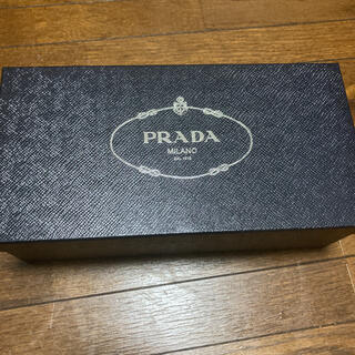 プラダ(PRADA)のプラダ 靴箱 空箱 空き箱(ショップ袋)