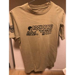 ロックハード(ROCK HARD)のHAIDA PAMPAS FORM ROCK OF AGES ロック Tシャツ(Tシャツ/カットソー(半袖/袖なし))