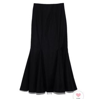 リリーブラウン(Lily Brown)のlily brown♡マーメイドスカート(ロングスカート)