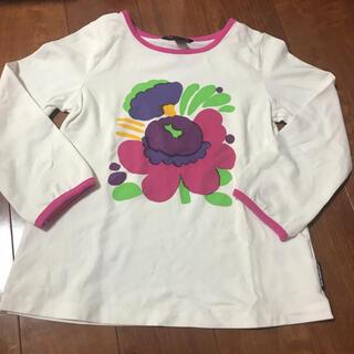 マリメッコ(marimekko)の【marimekko】ロンT  チュニック(Tシャツ/カットソー)