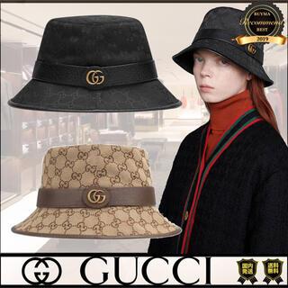 Gucci - GUCCI バケットハット ほぼ未使用
