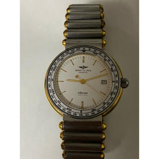 ブライトリング(BREITLING)の腕時計 ブライトリング ellesse design クォーツ (腕時計(アナログ))